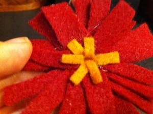 no-sew fabric flower
